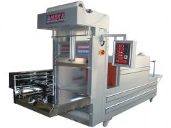 40x60 Pnömatik Beslemeli Polietilen Shrink Makinesi