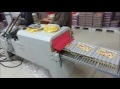 Yarı Otomatik (Tünelli) Shrink Yumurta Paketleme Makinesi